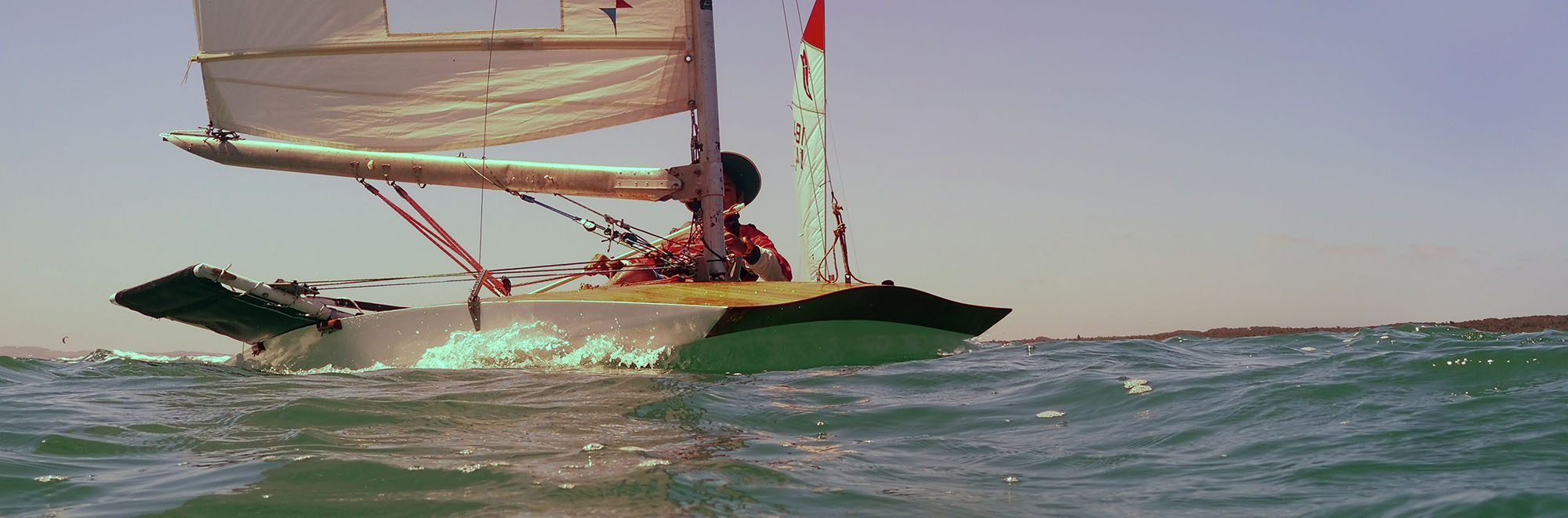 The largest gathering of Classic Wooden Dinghies in Australia