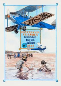 Poster-Gypsy Moth