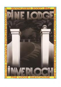 Poster-Pine Lodge